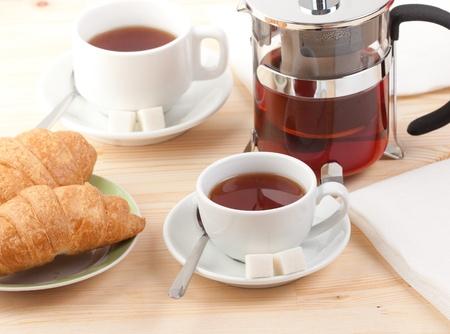 teapots: tea Stock Photo
