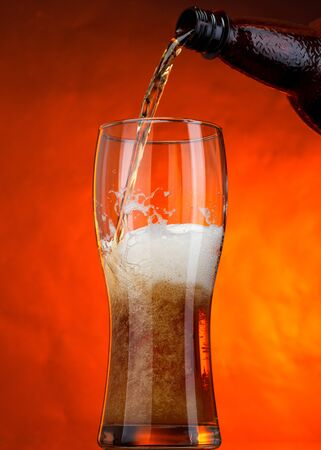 glass of beer Stock Photo - 8618068