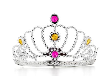 corona de princesa: Corona aislado