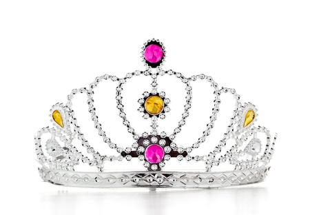 pageant: Isolated crown