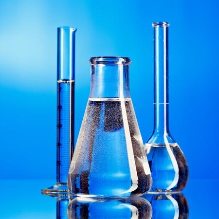 material de vidrio: Cristaler�a de laboratorio