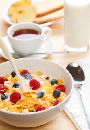 Healthy breakfast Stock Photo - 9493123