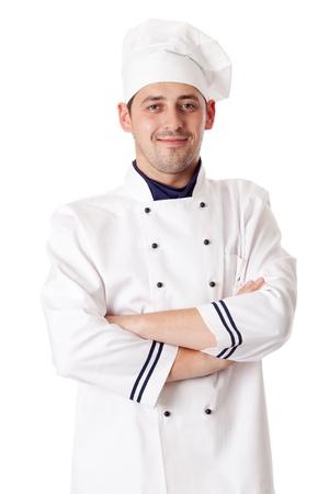 panadero: Cocinero masculino