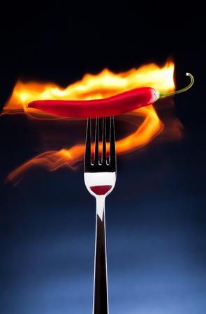 clr: burning chili