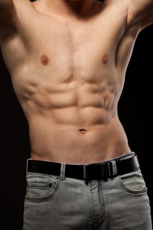 Man's body Stock Photo - 11150381