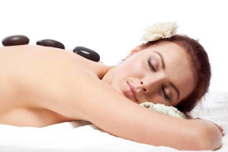 sensuele massages knappe vrouwe