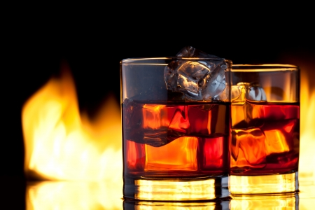 Whiskey Stock Photo - 13322813