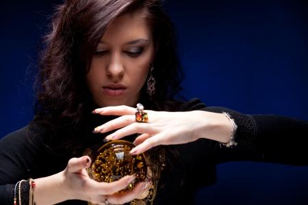 fortuneteller: Fortune teller