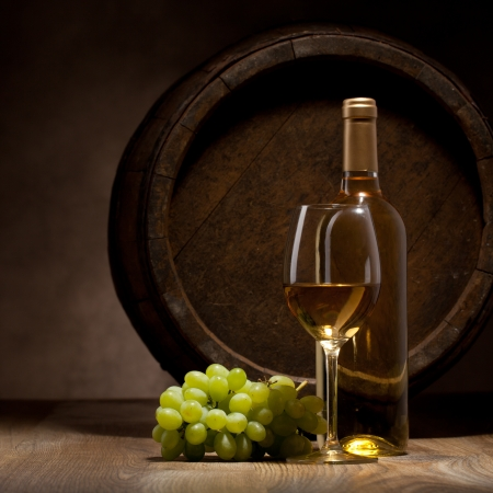 Wine concept Stock Photo - 13934660