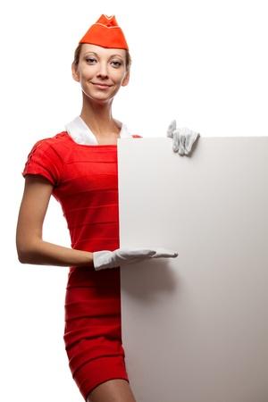 air hostess: Jolie h�tesse de l'air