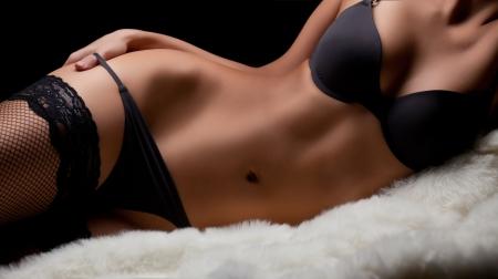junge nackte mädchen: Perfekte womans Körper