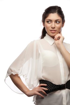 Businesswoman Stock Photo - 16660869
