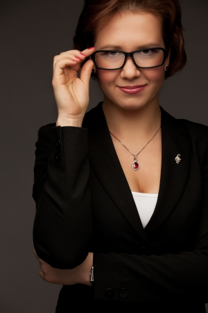 Business woman Stock Photo - 16890472