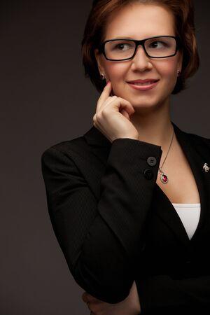 Business woman Stock Photo - 16890466
