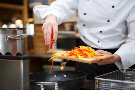 cocinando: cocina