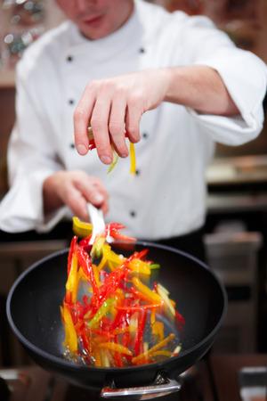 cocinero: cocina
