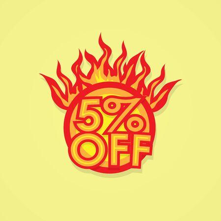 fiery: Fiery discount.