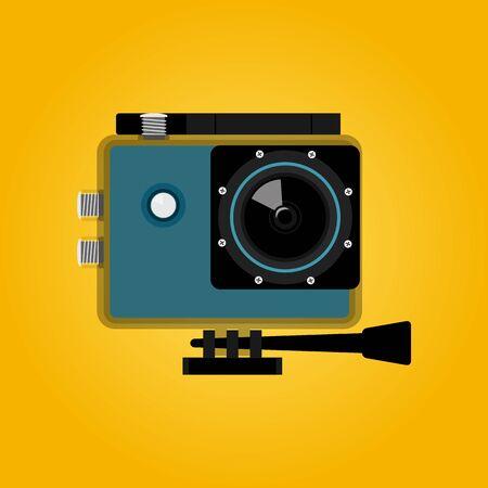 rec: extreme action video digital camera