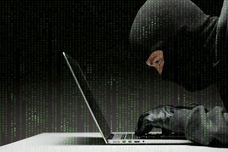 Burglar choose password for computer