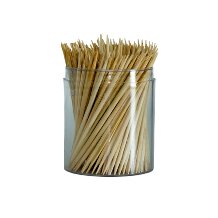 toothpick: Toothpick on isolated white background