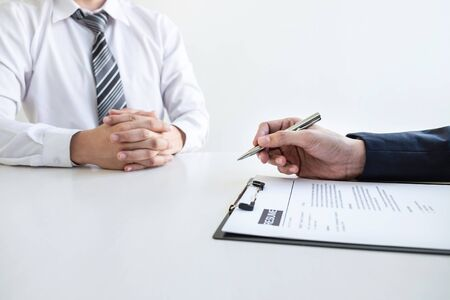 Business interview consider and asking candidate questions a resume conversation during about profile of candidate, conducting a job interview listen to answers to thought.