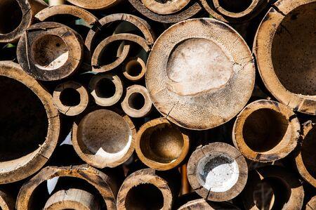 Bamboo background Stock Photo - 16902969