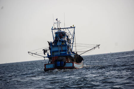 Fishing boat photo