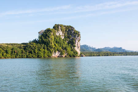 Koh libong in Thailand photo