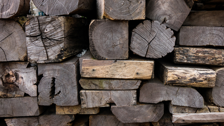 Rosewood industry background Stock Photo