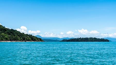 Beautiful Andaman sea at Thailand