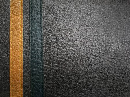 surface of Pu artificial leather use for background or wallpaper.