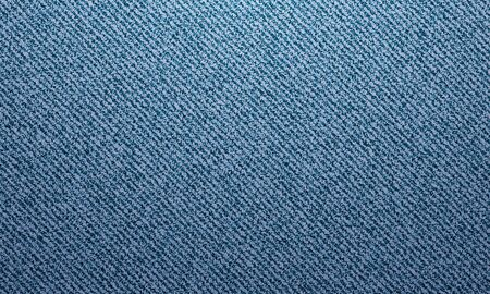 vector background of blue jeans denim texture. 3D Software rendering. Standard-Bild