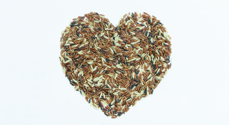 Rice Berry seed  Heart