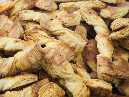 Puff Pastry Snacks texture