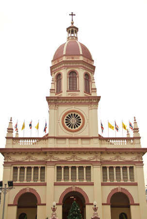 santacruz church in bangkok