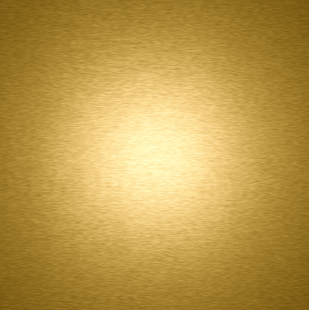 Gold Plate Texture Stock Photo