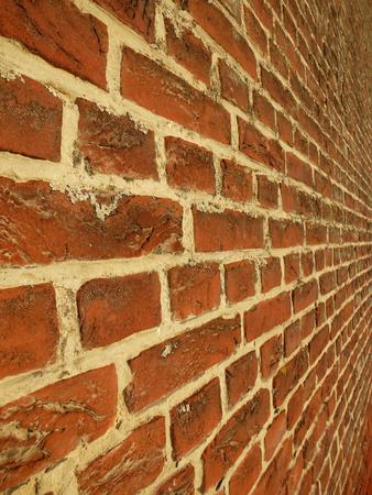Brick Wall Zdjęcie Seryjne