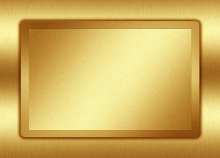 bronz: Gold Surface Stock Photo