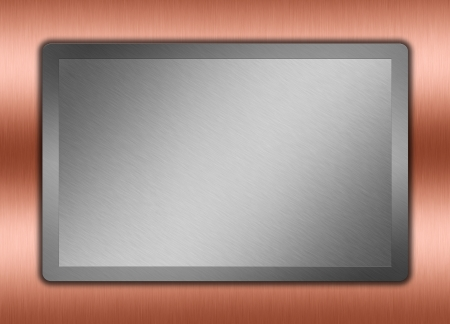 bronz: Silver Surface
