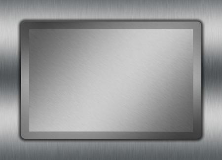 bronz: Silver Background