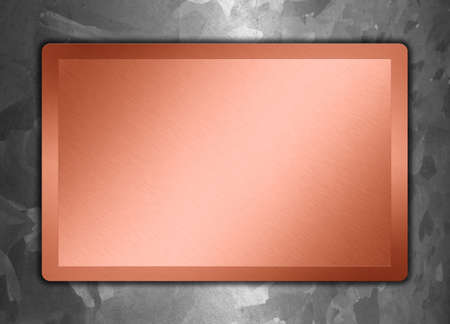 bronz: bronz texture on a aluminium background