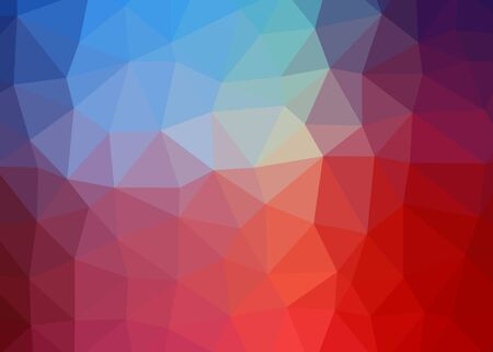 Low Polygon Background