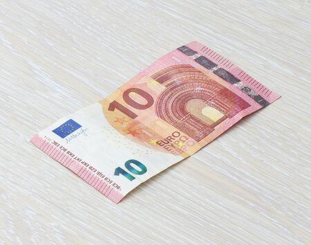 10 euro banknote