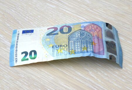 20 euro: 20 Euro Banknote