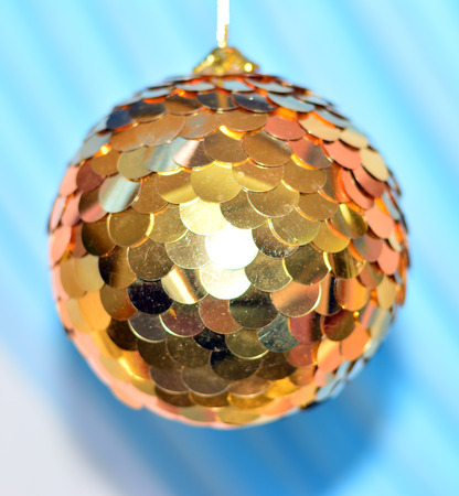 golden ball: The golden ball - hang in the party