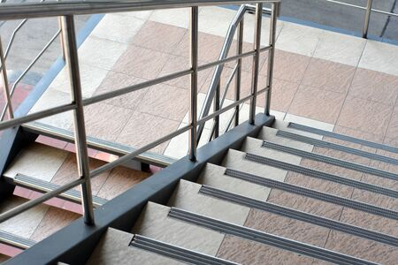 concrete stairs: concrete stairs