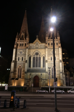 sheffield: Cathedral Church at Melbourne Federation Square