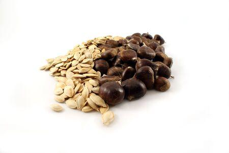 semen: castagne e semi