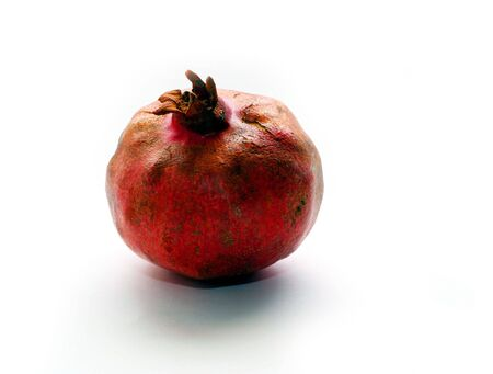 Single grenadine fruit photo