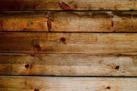 La superficie trattata con pannelli in legno naturale